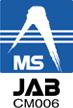 2009年 12月 ISO9001-2008(品質)認証取得